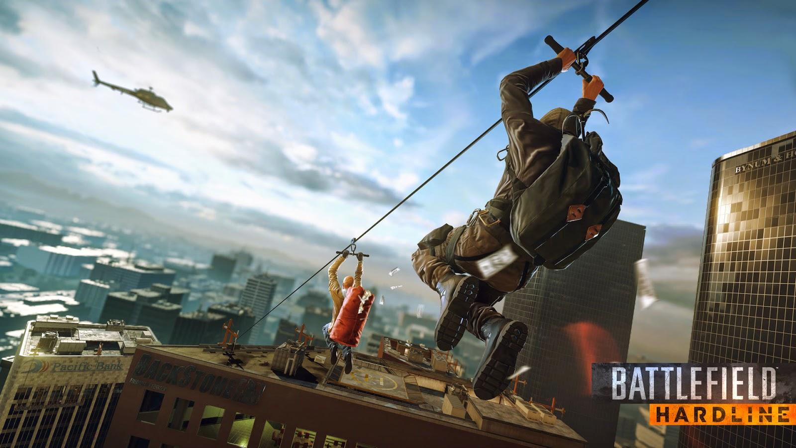 Spesifikasi PC Untuk Battlefield: Hardline
