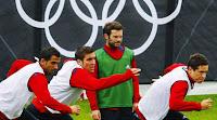 Sepakbola Olimpiade London 2012