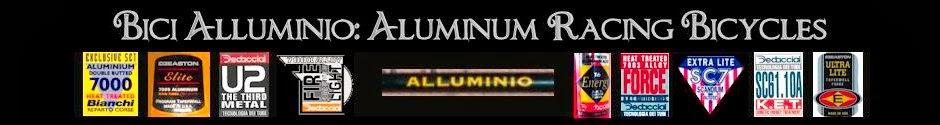 Bici Aluminio: Aluminum Racing Bikes
