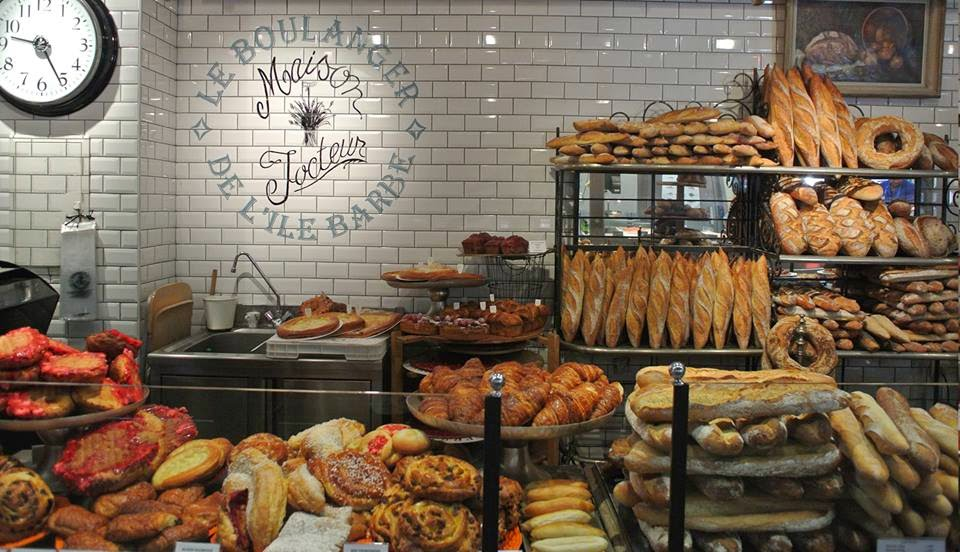 Boulangerie patisserie Jocteur