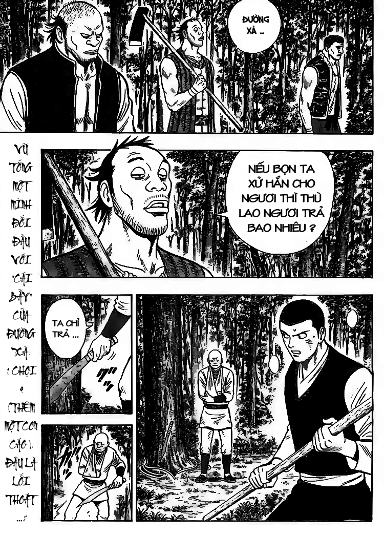 Hoàng Phi Hồng Phần 4 chap 71 Trang 2