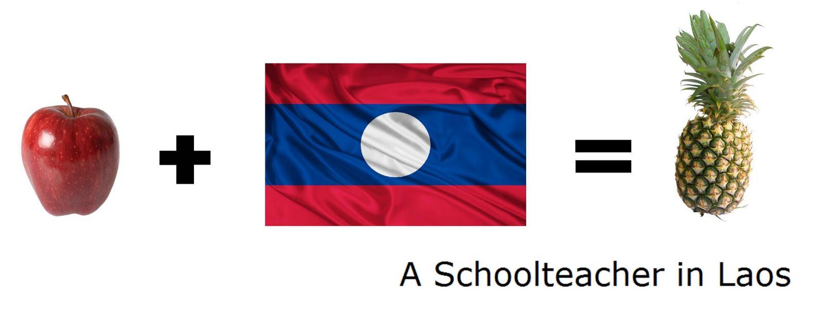 A Schoolteacher in Laos