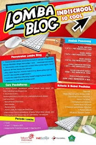 Lomba Blog Indi-School