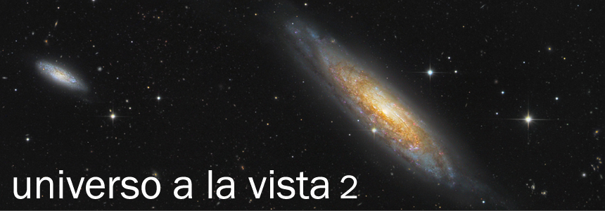 UNIVERSO A LA VISTA