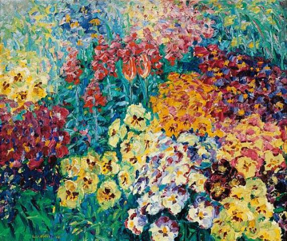 emil nolde the expressionist flowers tutt 39 art pittura scultura poesia musica. Black Bedroom Furniture Sets. Home Design Ideas