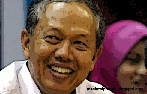 Kawan baik Najib Pengerusi PAC hehe...