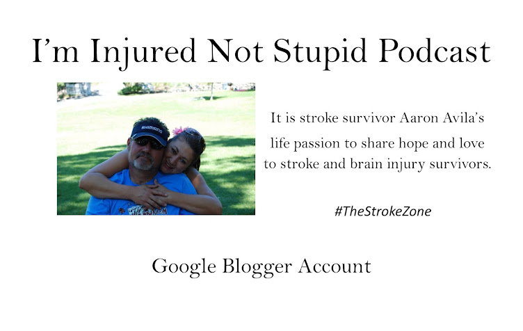 I'm Injured Not Stupid Podcast