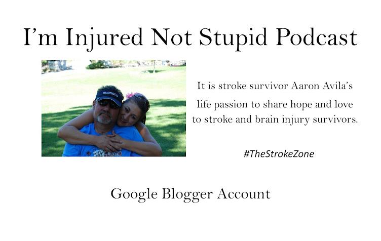 I'm Injured Not Stupid Podcast