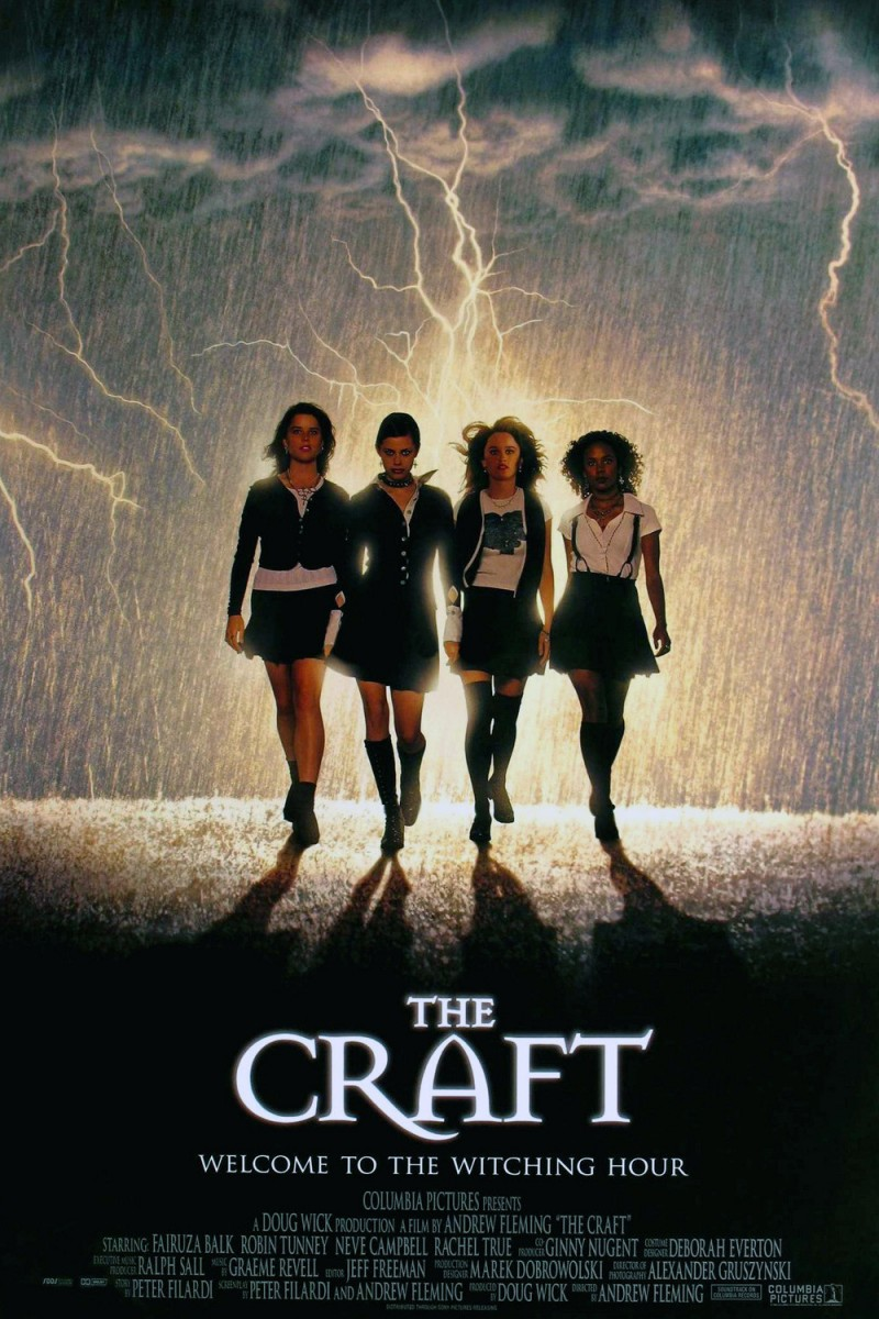 Jovenes Brujas: The Craft (1995)