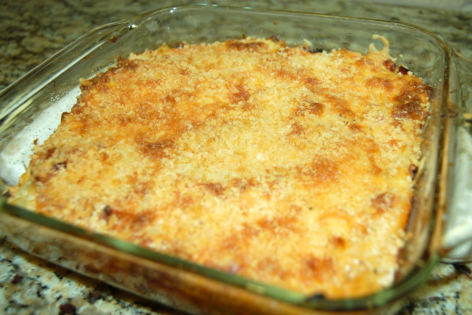 Creamy Ham And Potato Casserole Scattered Thoughts Of A