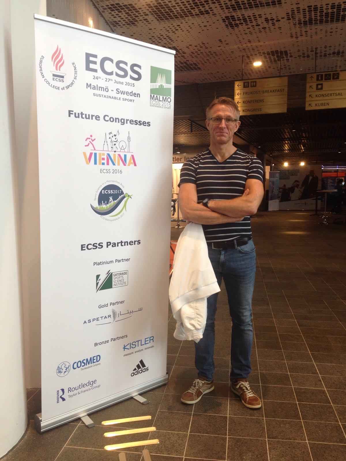Inbjuden till ECSS i Malmö av Ingegerd Eriksson.