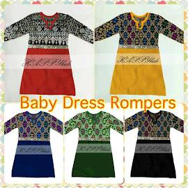 Pre Order - Dress Rompers