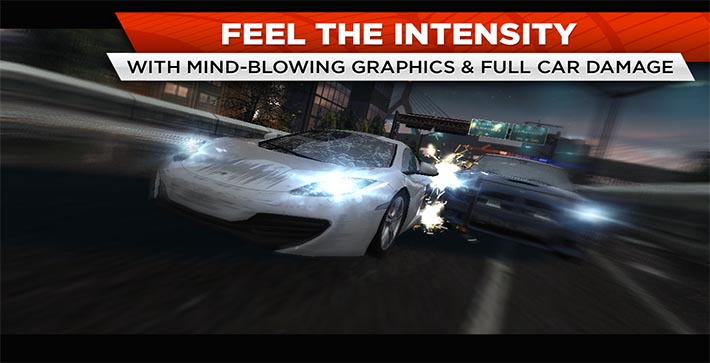 nfs android car racing game