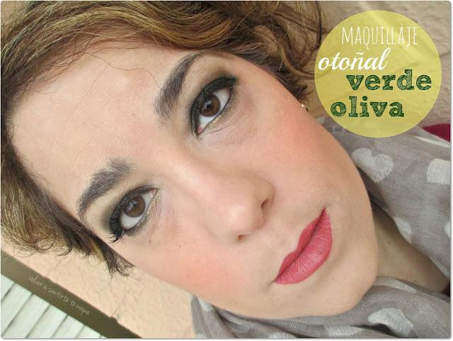 Deborah Milano - Maquillaje en Tonos Verde Oliva