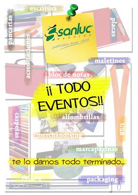 Catálogo Especial Eventos y Congresos 2012