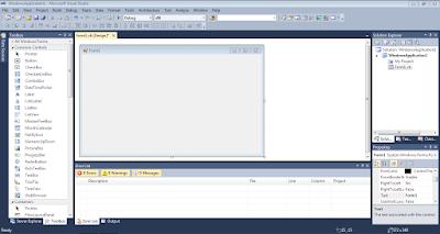 Cara Membuka File .PDF Dengan VB .Net - Belajar VB Gratis