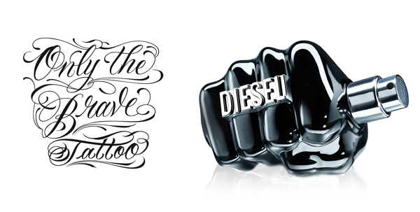 Diesel • Only The Brave Tattoo. Posted 29th February by O A V