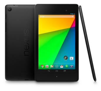 Google Nexus 7 (2013) vs LG G Pad 8.3 Specs Comparison