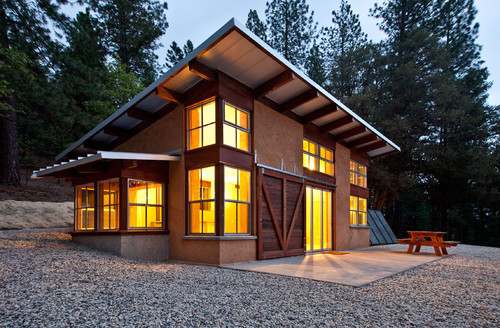 Gridless 25 examples of off the grid homes green architecture