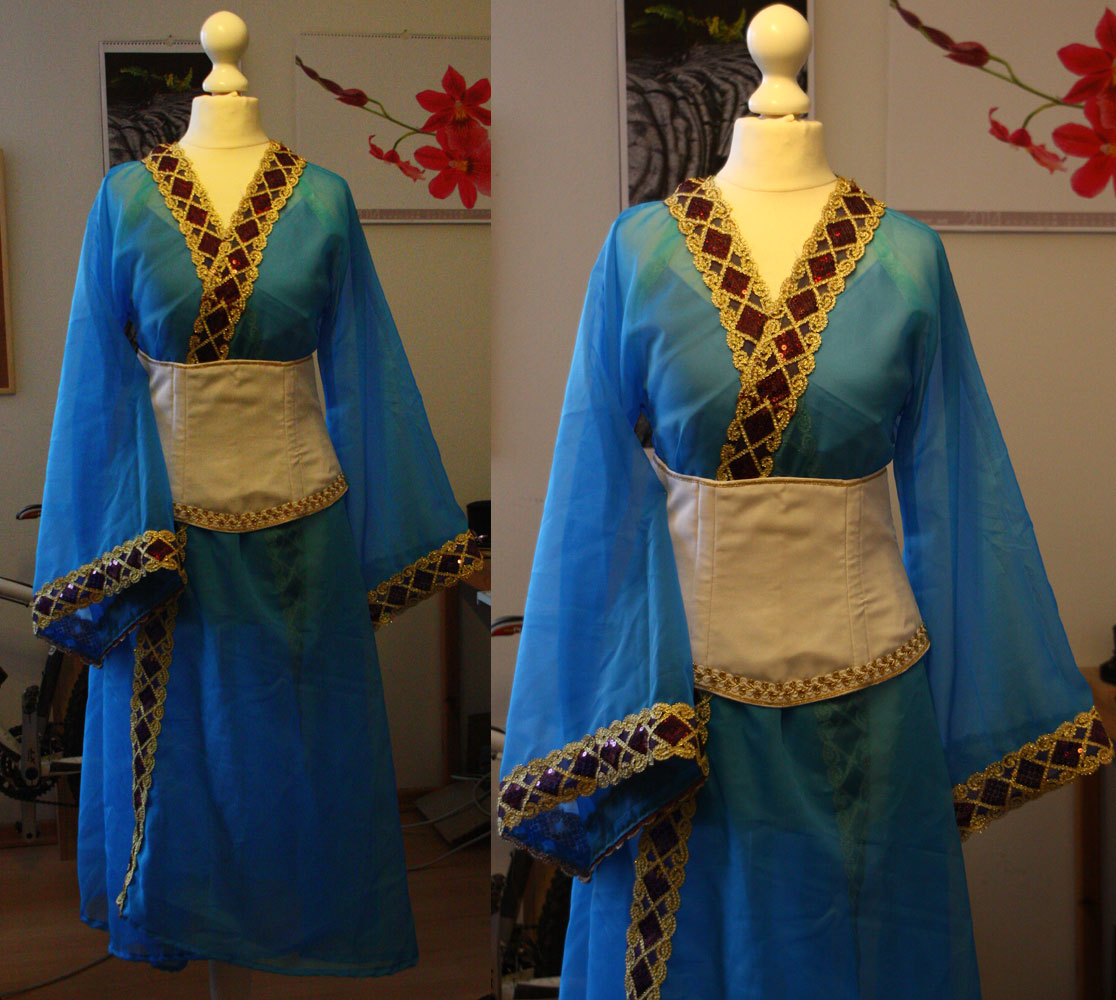 Celefindel's Creations: Orientalische Gewandung