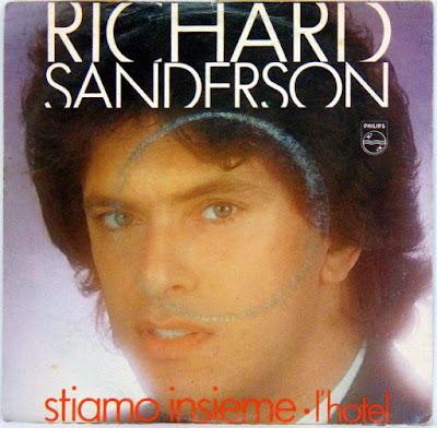 Sanremo 1983 - RICHARD SANDERSON - STIAMO INSIEME