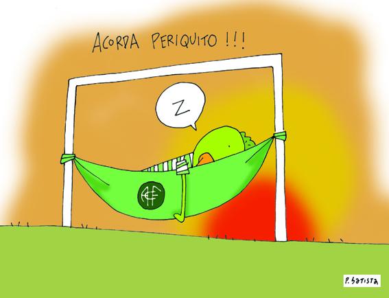 ACORDA, PERIQUITO!