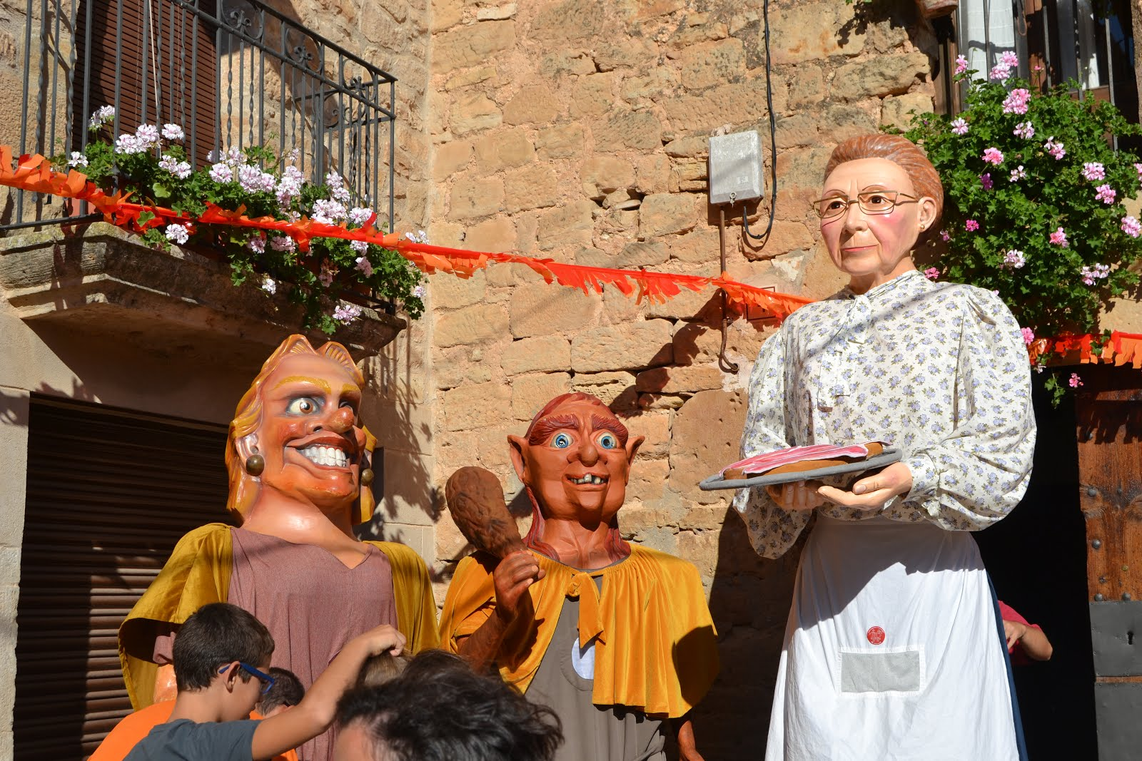 Festa Major de Senan