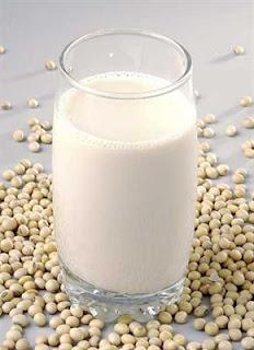 khasiat susu kedelai dan cara membuatnya