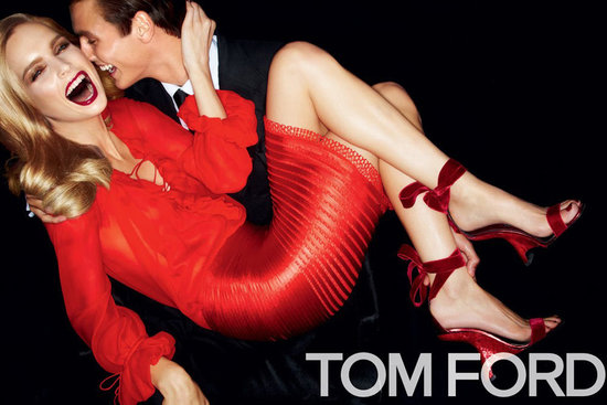 Tom Ford spring 2012 ad campaign
