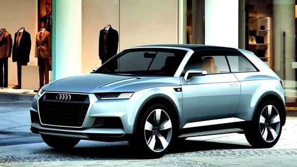 2016 Audi Q1 Price