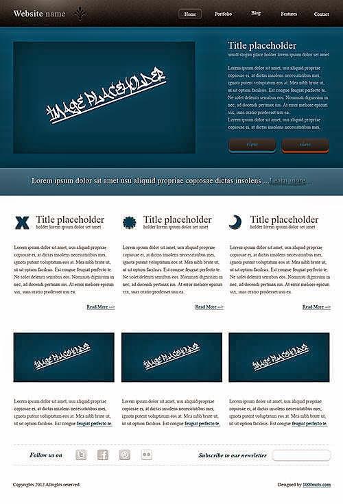 Esperano - Free Wordpress Theme