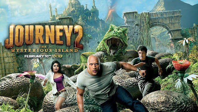 Journey 2-Family movie 2012-DVD