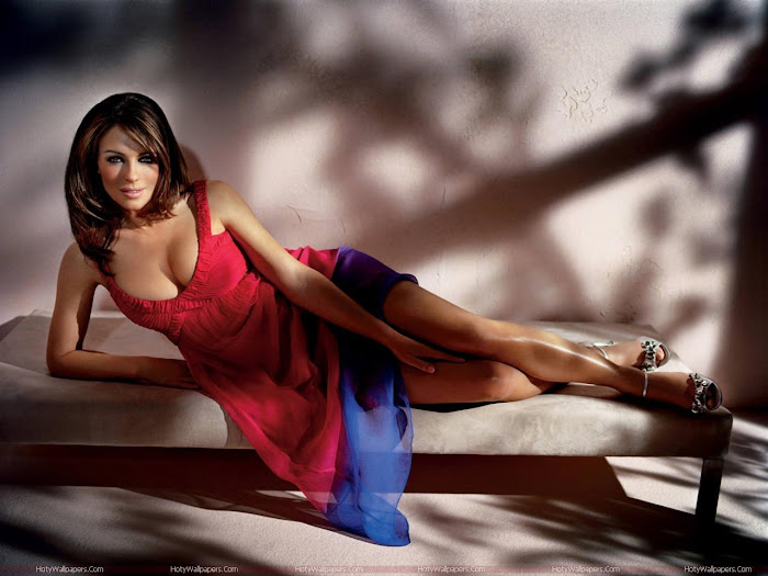 Elizabeth Hurley HD Wallpaper -01