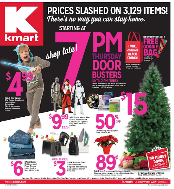 Kmart Black Friday 2015 Ad
