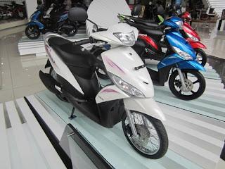 Yamaha MIO J Indonesia