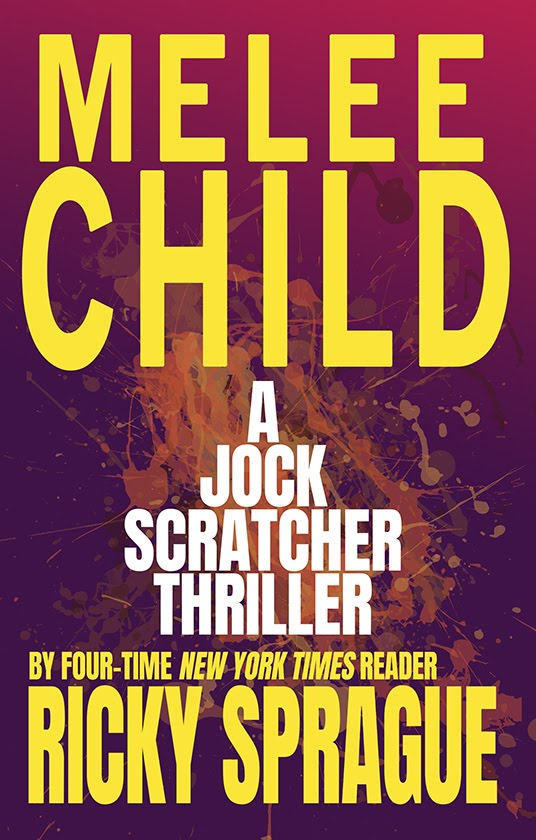 My Jack Reacher parody Melee Child now available!