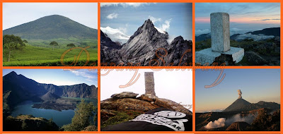 Gunung Di Indonesia | Berapa Gunung di Indonesia