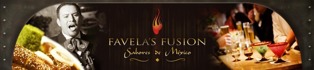 FAVELA'S FUSION BLOG