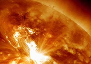Solar Storm, Nasa