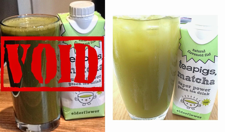 ThatRedheadSaid : teapigs elderflower drink comparison