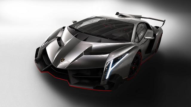 Lamborghini Veneno teniay&luxury