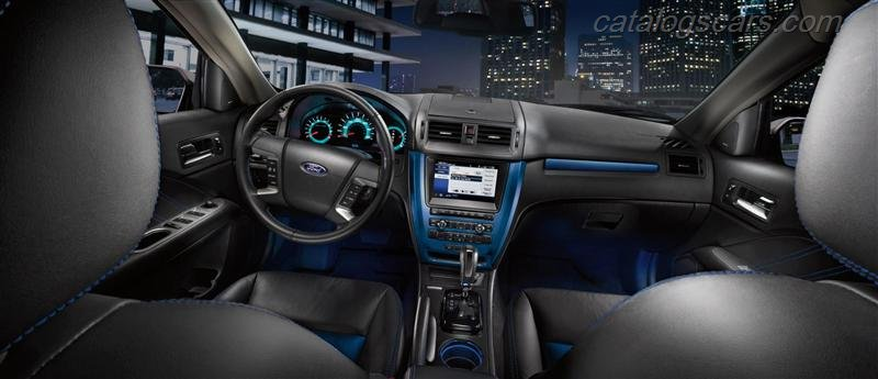 صور سيارة فورد فيوجن 2013 - اجمل خلفيات صور عربية فورد فيوجن 2013 - Ford Fusion Photos Ford-Fusion-2012-07.jpg