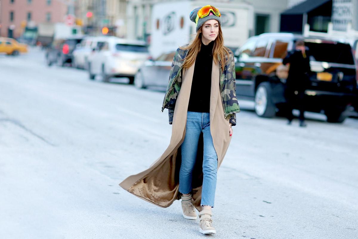 New York Fashion Week F W 2015 Street Style Style Guides Moda Tendencias Looks Belleza