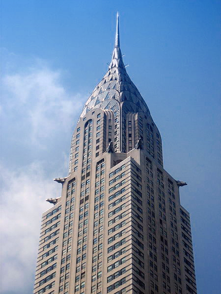 nyc tour guide the chrysler building. Cars Review. Best American Auto & Cars Review