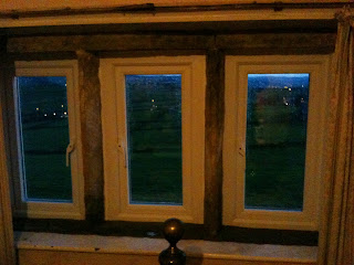 New windows around the house