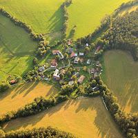 Letecké snímky z České republiky
