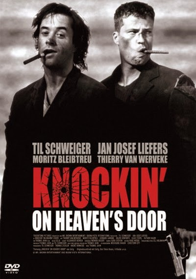 knockin on the heaven s door Knockin' on heaven's door is a song originally written by bob dylan and covered by warren zevon on his 2003 album, the wind the song describes the feelings and impressions of a dying deputy, who notices that it is getting dark around him as he is knocking on heaven's door he realizes that he.