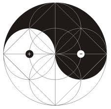 geometria - yin yang