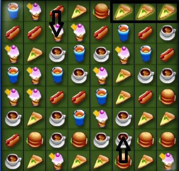 لعبة بازل الوجبات السريعة puzzle Fast Food Fiasco