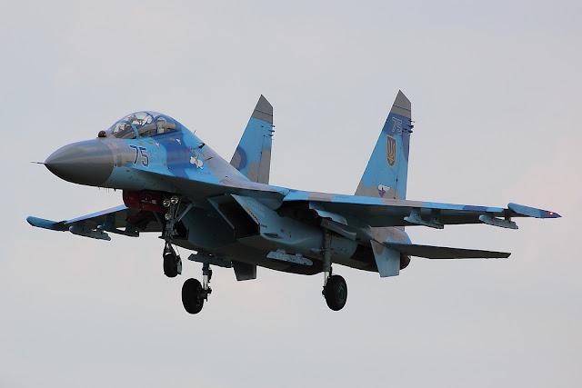 Su-27 flanker gears